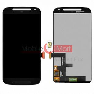 Lcd Display+TouchScreen Digitizer Glass Panel For Motorola Moto G2