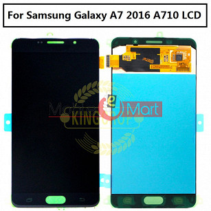 Lcd Display With Touch Screen Digitizer Panel For Samsung Galaxy A7 (2016)