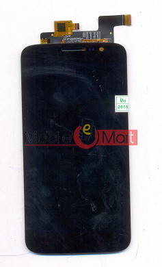 Lcd Display+Touch Screen Digitizer Panel For Spice Mi-550 Pinnacle Stylus