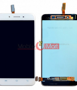 Lcd Display With Touch Screen Digitizer Panel For Vivo Y55s 1610