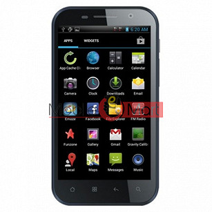 Lcd Display+Touch Screen Digitizer Panel For Videocon A51
