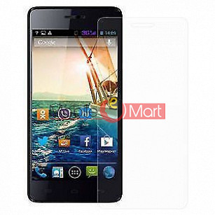 Tempered Glass Scratch Gaurd Screen Protector Micromax A350 Canvas Knight Toughened Protective Film