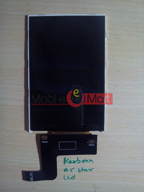 New LCD Display Screen For Karbonn A5 Star
