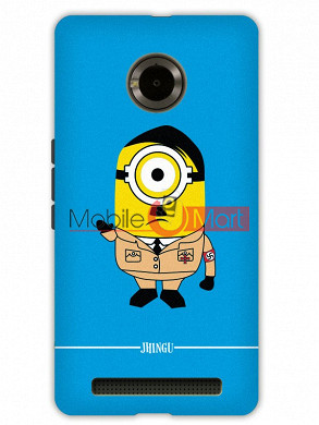 Fancy 3D Heilminion Mobile Cover For Micromax Yuphoria