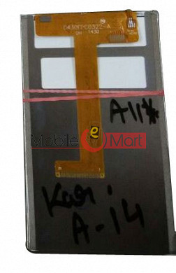 Lcd Display Screen Replacement For Karbonn A14