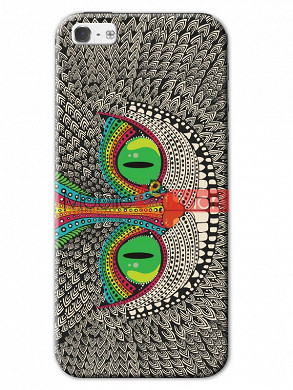 Fancy 3D Funky Billa Mobile Cover For Apple IPhone 5 & IPhone 5s