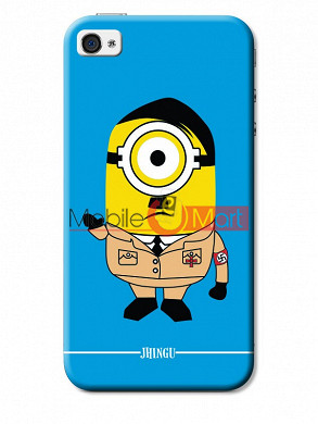 Fancy 3D Heilminion Mobile Cover For Apple IPhone 4 & IPhone 4s