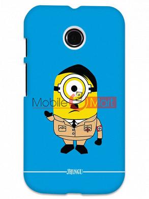 Fancy 3D Heilminion Mobile Cover For Motorola Moto E