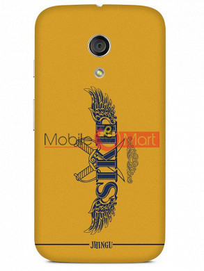 Fancy 3D Proud to be a Sikh Mobile Cover For Motorola Moto G