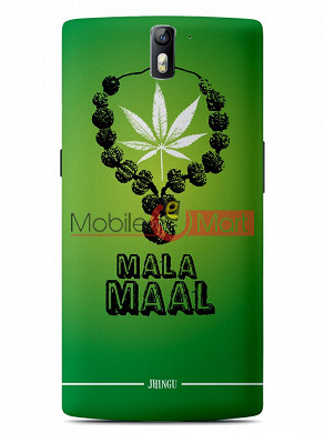 Fancy 3D Malamaal Mobile Cover For One Plus One