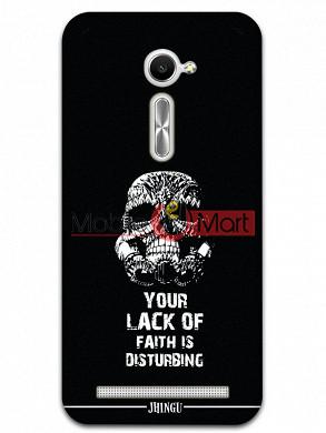 Fancy 3D Darth Vader Mobile Cover For Asus Zenphone 2