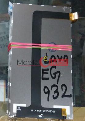 Lcd Display Screen For Lava EG932