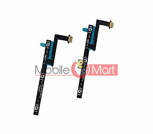Power On Off Volume Button Key Flex Cable For Gionee CTRL V4S
