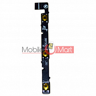 Power On Off Volume Button Key Flex Cable For Gionee P5 Mini