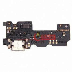 Charging Connector Port Flex Cable For Gionee Marathon M5 Plus