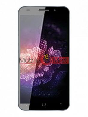 Lcd Display Screen For Videocon Q1 V500K