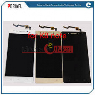 Touch Screen Digitizer For Lenovo K8 Note