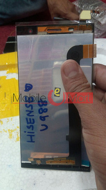 Lcd Display With Touch Screen Digitizer Panel For Hisense U988
