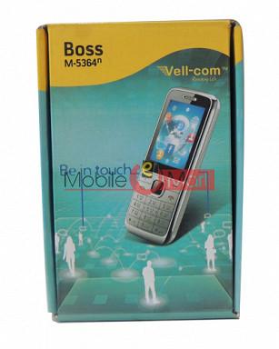 Boss M-5364n Dual Sim  Mobile Phone
