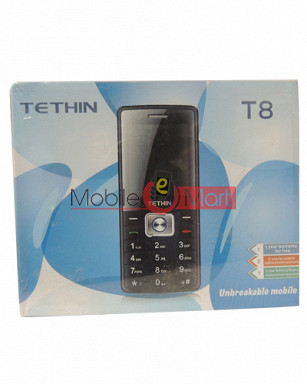 TETHIN T8 Dual Sim  Mobile Phone