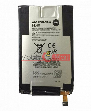 Mobile Battery For Motorola Moto X Play