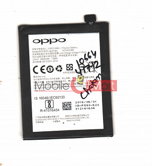 Mobile Battery For Oppo 1201
