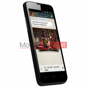 Touch Screen Digitizer For Panasonic T41
