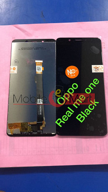 Oppo Realme 1 Lcd Touch Folder Combo