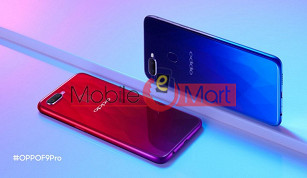 Lcd Display With Touch Screen Digitizer Panel For Oppo F9 Pro