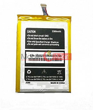 Mobile Battery For Micromax Canvas Gold A300
