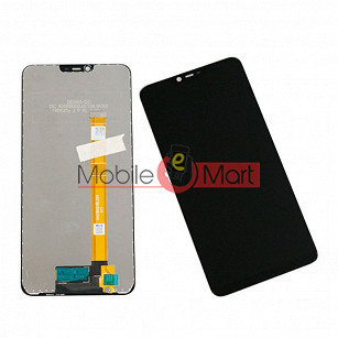 Lcd Display With Touch Screen Digitizer Panel For Oppo Realme 2