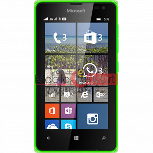 Lcd Display Screen For Microsoft Lumia 532 Dual Sim RM1031