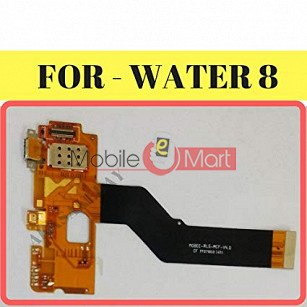 Charging Connector Port Flex Cable For LYF Water 8