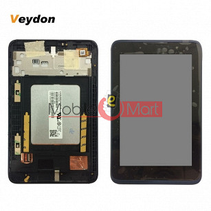 Lcd Display With Touch Screen Digitizer Panel For Lenovo A7-50 Tablet