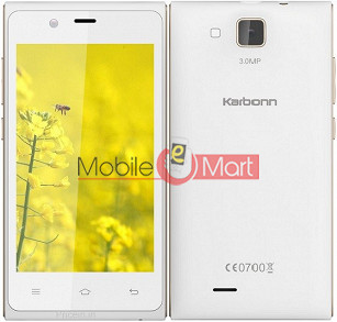 Lcd Display Screen For Karbonn A9S