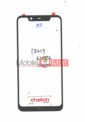 Touch Screen Glass For Nokia 5.1 Plus