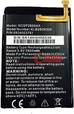 Mobile Battery For Panasonic P61