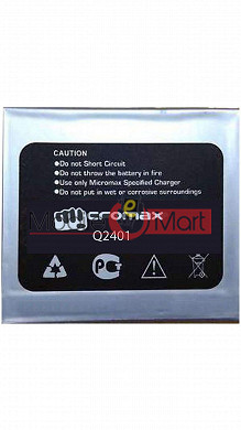 Mobile Battery For Micromax Canvas Spark 4G Q4201