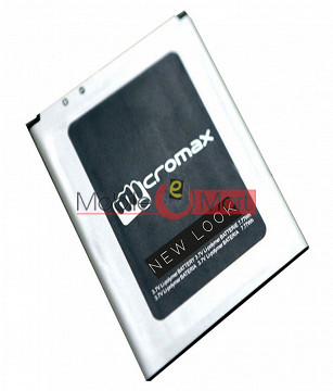 Mobile Battery For Micromax X802