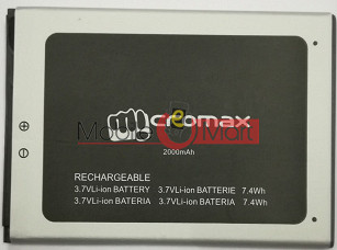 Mobile Battery For Micromax Bolt Q354