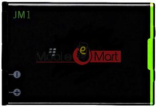 Mobile Battery For Blackberry JM1