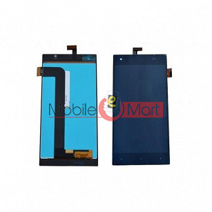 Lcd Display With Touch Screen Digitizer Panel For XOLO Cube 5.0
