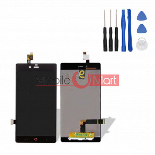 Lcd Display With Touch Screen Digitizer Panel For ZTE Nubia Z9 Mini
