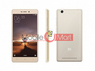 Lcd Display With Touch Screen Digitizer Panel For Xiaomi Redmi 3