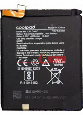Mobile Battery For Coolpad Cool 1