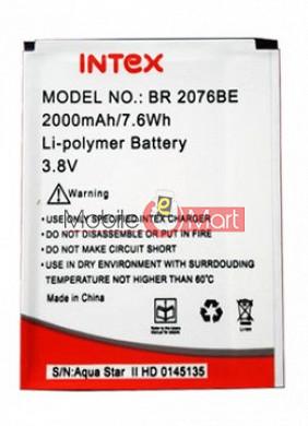 Mobile Battery For Intex Aqua Star II 2