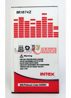 Mobile Battery For Intex Platinum Cube