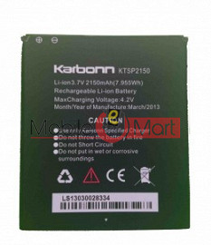 Mobile Battery For Karbonn A111