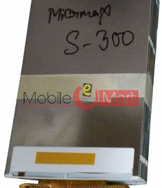Lcd Display Screen For Micromax Bolt S300