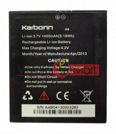 Mobile Battery For Karbonn A4